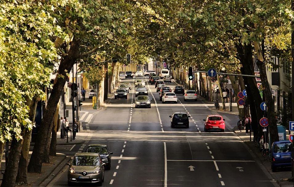 circulation routière voiture