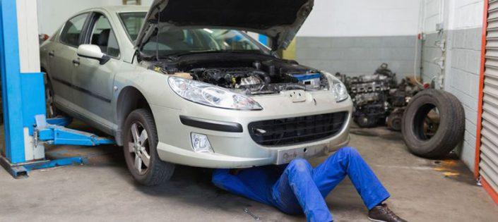 mecanicien auto